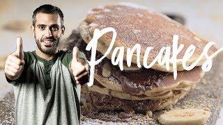 Pancakes | Μη Μασάς by Giorgos Tsoulis