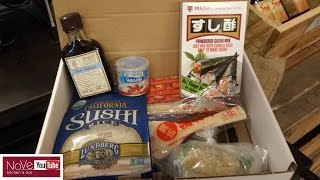 Sushi Making Kit - Everything You Have But The Fish