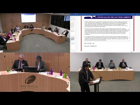 Council Meeting - 15 May 2018