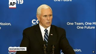 Pence Declares ISIS Defeated on Same Day As Deadly ISIS Attack