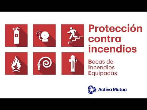Ver en youtube el video Bocas de Incendio Equipadas