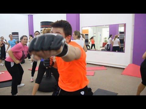 Fit Box - curs West Gym Ploiesti