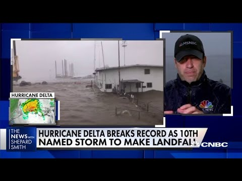 Officials are concerned the debris created from Hurricane Laura will be dangerous