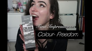 First Impressions: Colour-Freedom