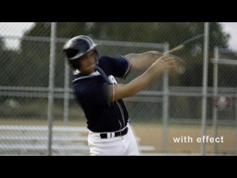 Making Motion Blur Effect in Adobe Premiere Pro