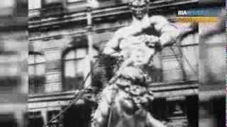 290 Jahre Peterhof: Der Wiederaufbau nach 1944