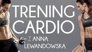 Trening CARDIO w domu w 25 minut!  Anna LEWANDOWSKA - Ćwiczenia z Diet & Training by Ann