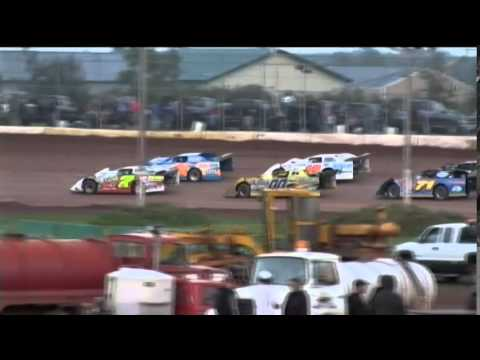 8/3/2014 Amsoil Speedway - Late Models Twin 25 Feature 1 - Part 1