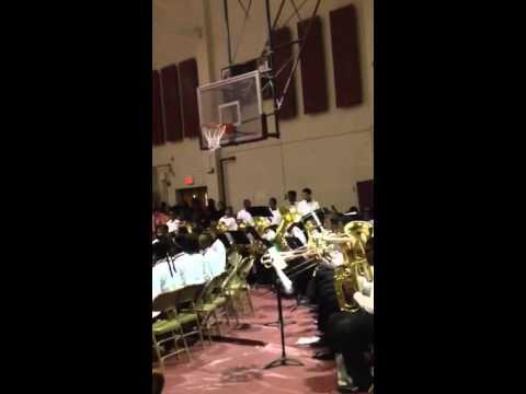 William j clark middle school christmas concert