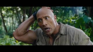 JUMANJI: BIENVENUE DANS LA JUNGLE / Trailer A French / Date de sortie: 20 décembre 17