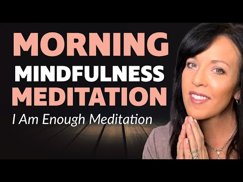 Five Minute Meditation--You Are Enough Guided Meditation