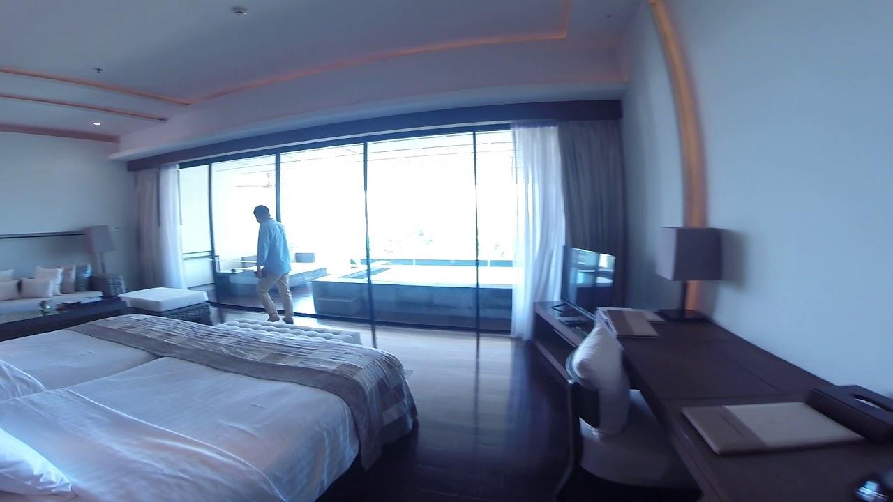 Cape Nidhra, Hua Hin, Thailand - sky pool suite