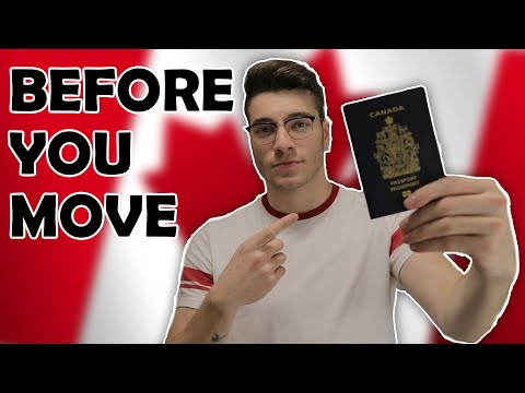 10 Things to Know BEFORE Moving to Canada - 2021