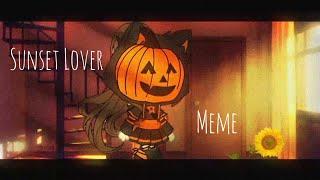 Sunset Lover Meme! Gacha Club