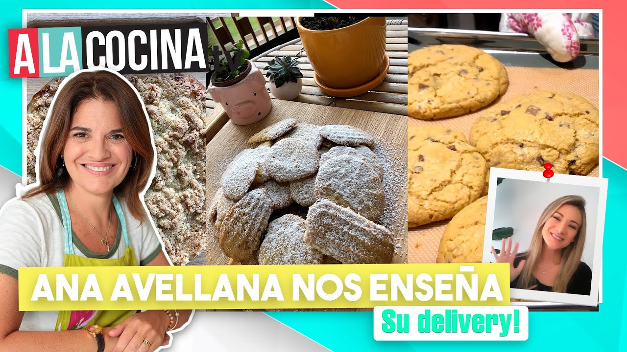ALCNews I Ana Avellana regresa con sus postres!
