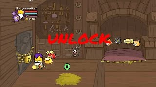 Castle Crashers Remastered how to unlock the secret door thumbnail