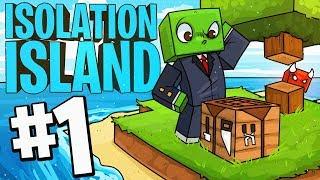 The Isolation Begins! - (Isolation Island) - Episode 1
