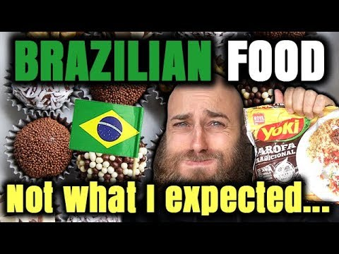 Trying BRAZILIAN Food in Australia