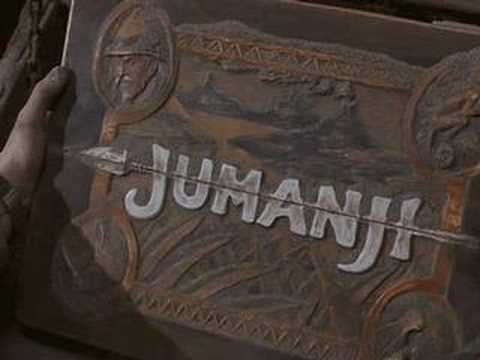 Jumanji Soundtrack - 1. Main Title (HD)