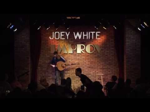'Oh, Red Wine' by Singing Comedian Joey White (The Artist Formerly Known as Joseph Allen White)