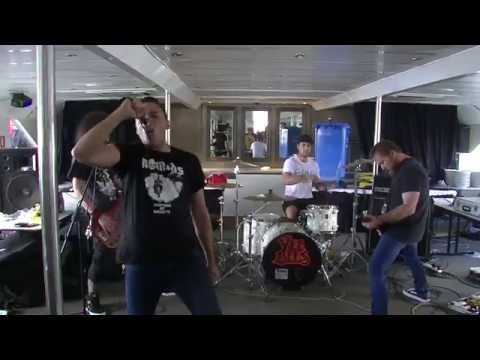 Culture of ignorance Live - Boat show on Sydney Harbour 11/4/15