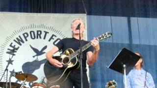 Roger Waters, Amused To Death, Newport Folk Festival, July 24, 2015 (HD)