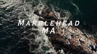 Marblehead Aerial Highlight Tour - Mavic Air 4K