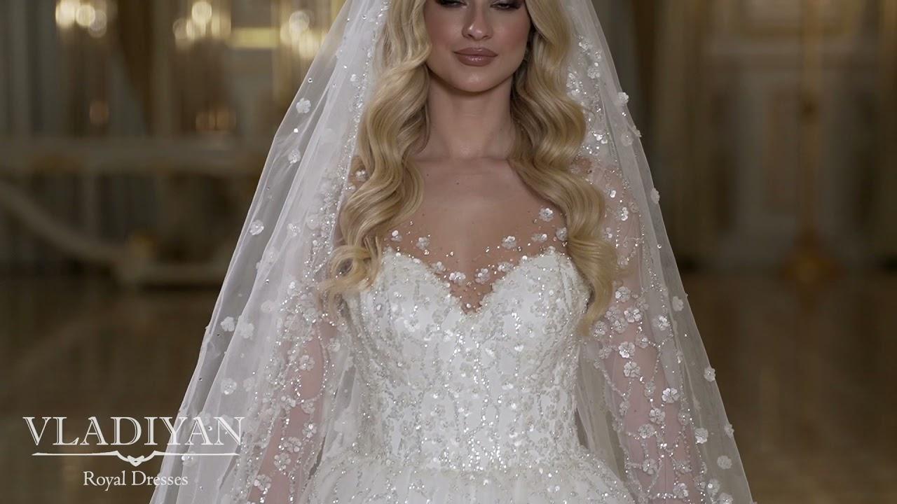 Download FULL SIZE Katalog s Pokaza VLADIYAN dress 9