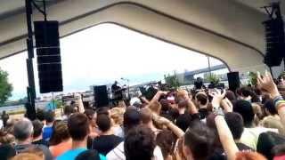 Bleachers - Dreams by The Cranberries (Live) - Radio 104.5 Summer Block - Festival Pier Philadelphia