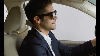 The MusicLens glasses play tunes through your cheekbones