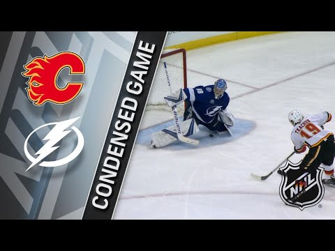 01/11/18 Condensed Game: Flames @ Lightning
