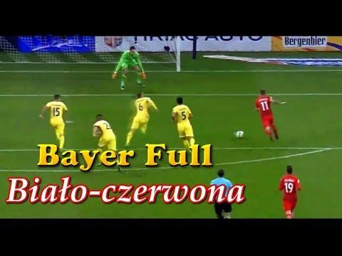 Bayer Full - Biało-czerwona (Propozycja na Mundial 2018)
