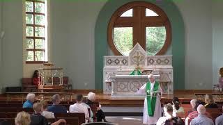 20 Pentecost ; St. Brendans Episcopal Church ; October 7 2018