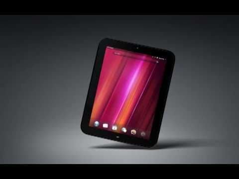 HP Palm TouchPad, Veer and Pre3 official video