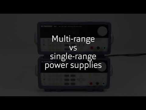 BK Precision- 9200 Series   Multi Range Programmable DC Power Supplies