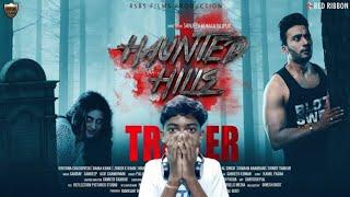 Haunted hill Trailer reaction | Horror movie | Sant Boi