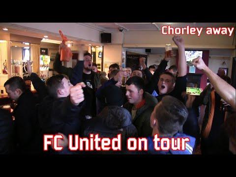 Chorley FC - FC United of Manchester prologue (Jan 10, 2015)