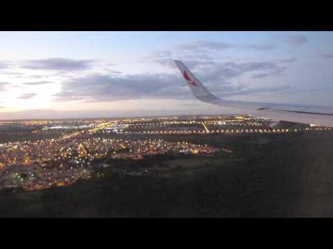 2016.04.25 - Avianca 6375 - Landing in Brasilia (BSB)