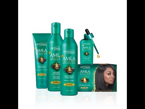 Product Review: Optimum Amla Legend Hair Line