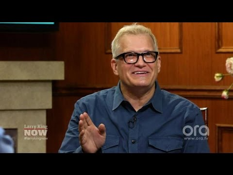 Here's The Advice Bob Barker Gave Drew Carey | Larry King Now | Ora.TV