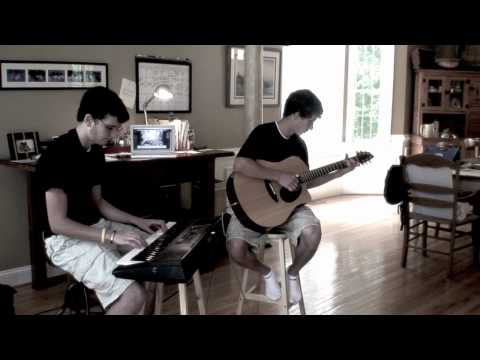 """""""Falling Slowly"""" Piano and Guitar Duet"""