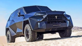 3,8 Million SUV Karlmann King 2018 The World s Most Expensive SUV смотреть