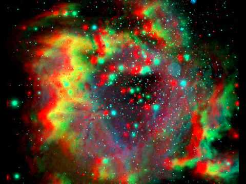 3d space pictures anaglyph youtube for Space in 3d