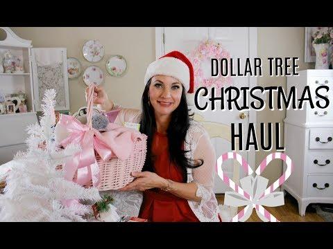 🎄DOLLAR TREE CHRISTMAS HAUL 2018 🎄 ep. 1