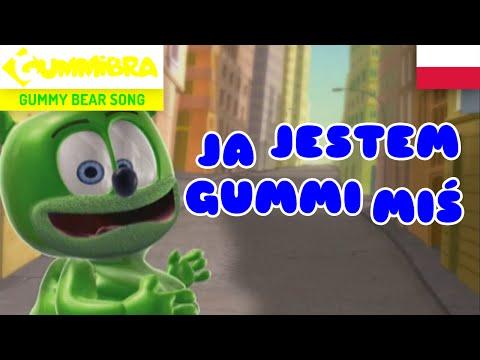 Ja Jestem Gummi Miś ~ Gummy Bear Polish Song ~ Versão Polonesa