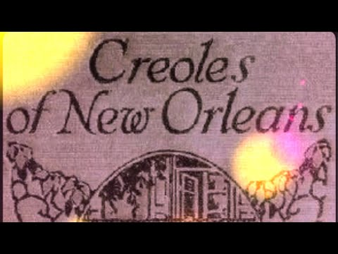 The Exclusive French Creole Society of New Orleans ⚜️🎭🇫🇷