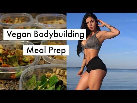 Easy Vegan BodyBuilding Meal Prep