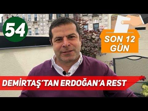 2018 Seçim - Erdoğan İnce Tartışmasında Kıraathane Başrolde, Demirtaş Cezaevinden Rest Çekti!