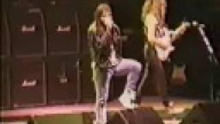Iron Maiden 12 Heaven Can Wait Philadelphia 1991