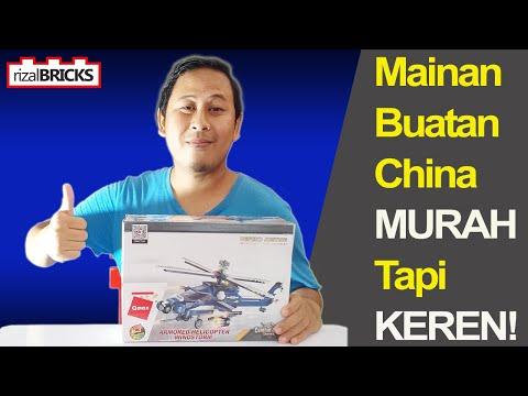 mainan-buatan-china-murah-tapi-keren-|-qman-1801-armored-helicopter-windstorm-|-brick-toy-review